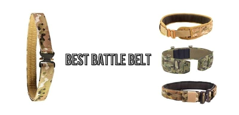 best battle belt