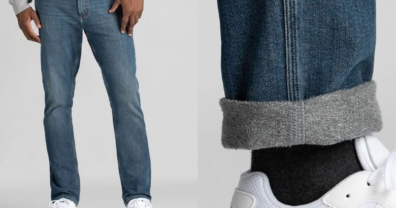 Best Fleece Lined Jeans